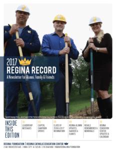 2017 Regina Record