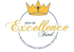 2019-20 Excellence Fund logo