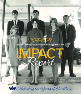 Cover Image of the 2019 Impact Report